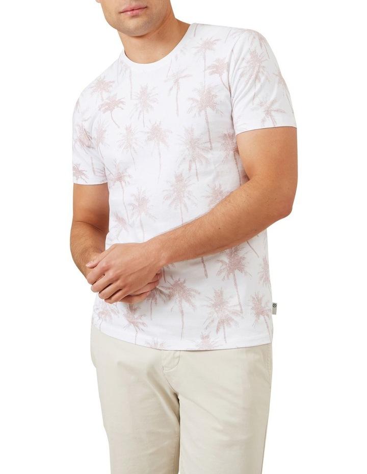 Large Palm Tree T Shirt image 1