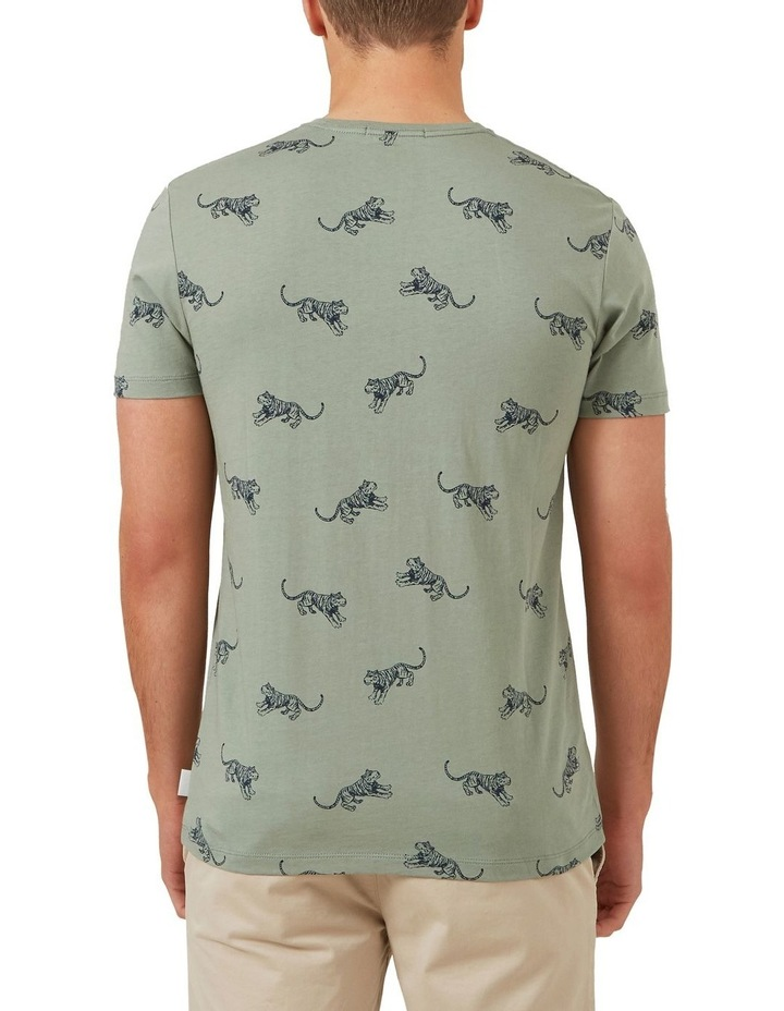All Over Tiger T Shirt image 3
