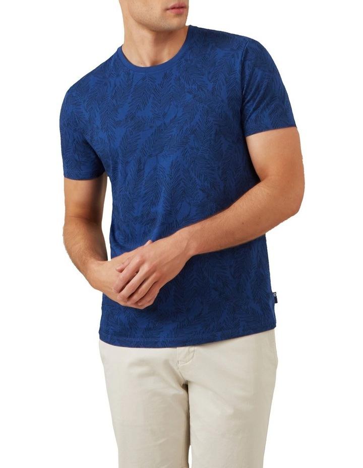 Leaf Outline T Shirt image 1