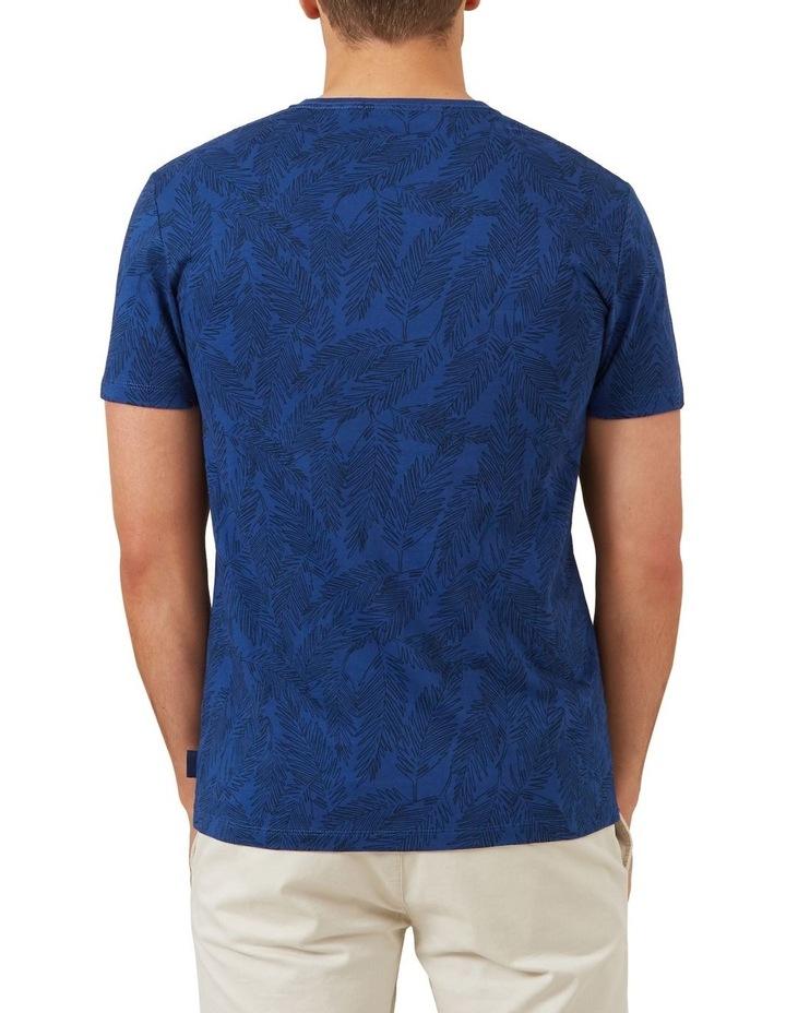 Leaf Outline T Shirt image 3