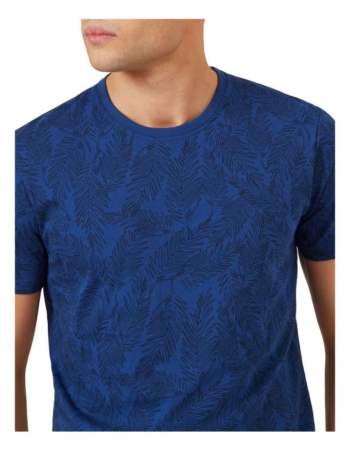 Leaf Outline T Shirt image 4