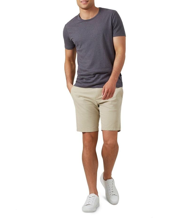Linen Blend T Shirt image 2