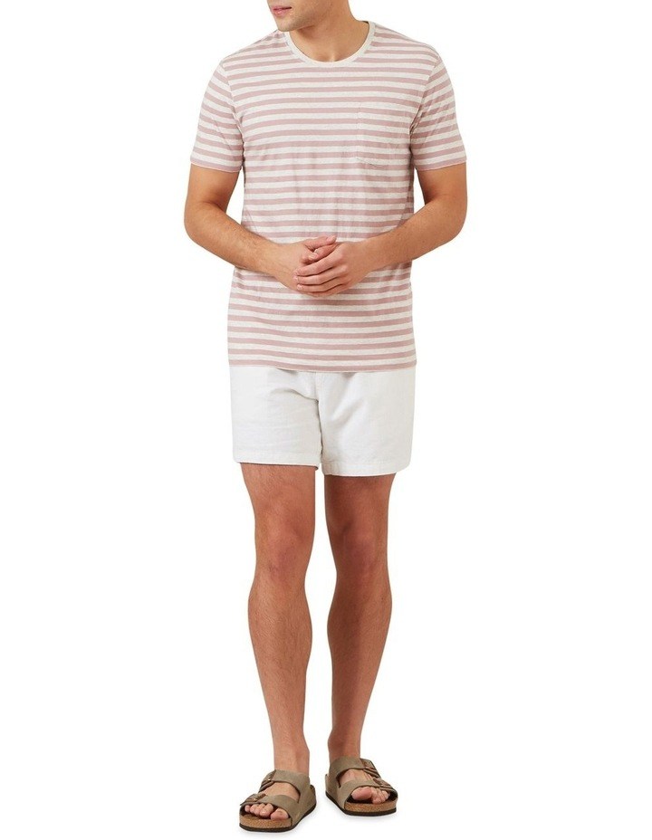 Marl Stripe T Shirt image 2