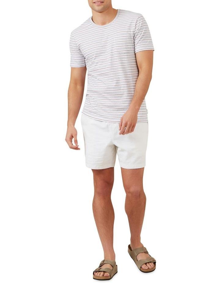 Thin Multi Stripe T Shirt image 2