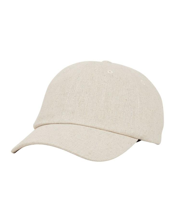 Ecru Soft Cap image 1
