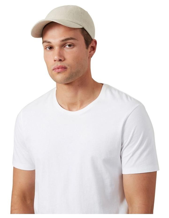 Ecru Soft Cap image 2