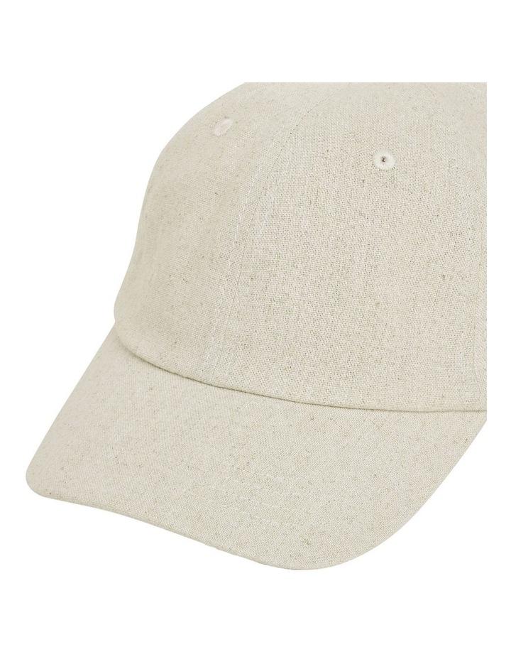 Ecru Soft Cap image 4