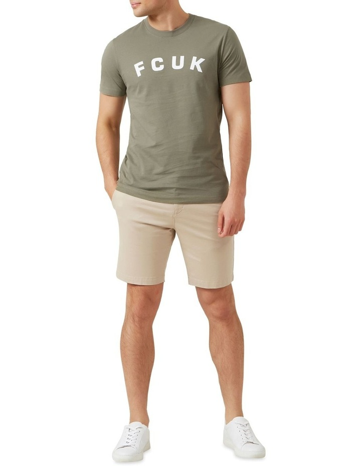 Fcuk Logo T Shirt image 2