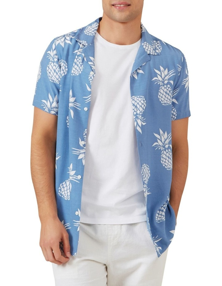 Large Pineapple Classic Fit Shirt image 1
