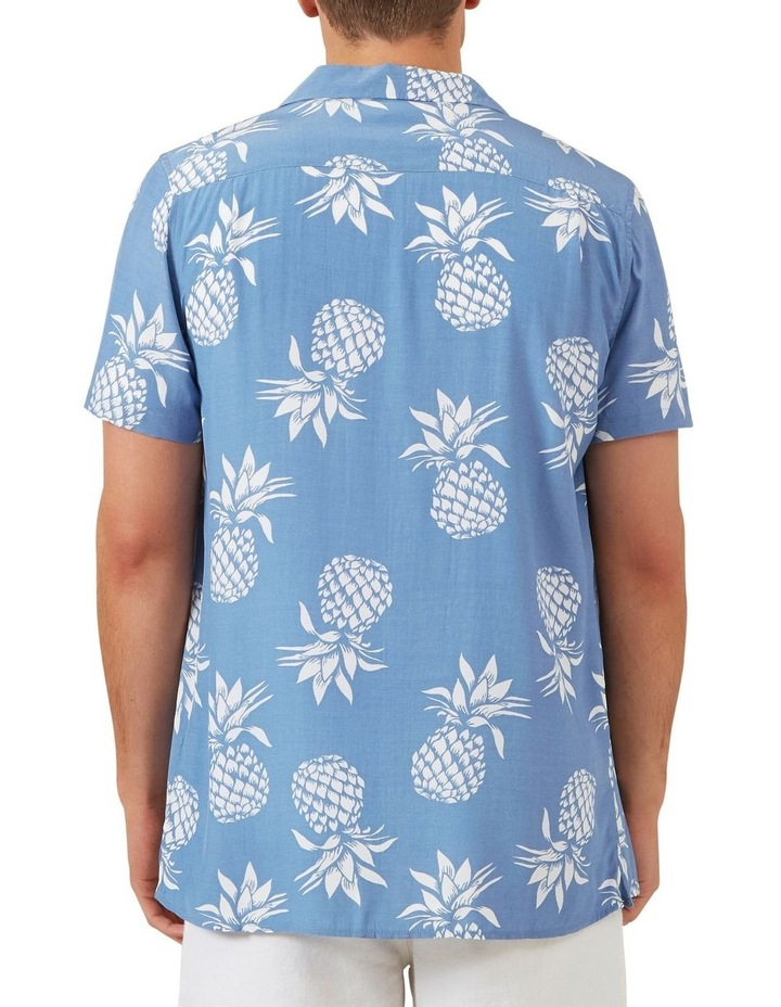 Large Pineapple Classic Fit Shirt image 3