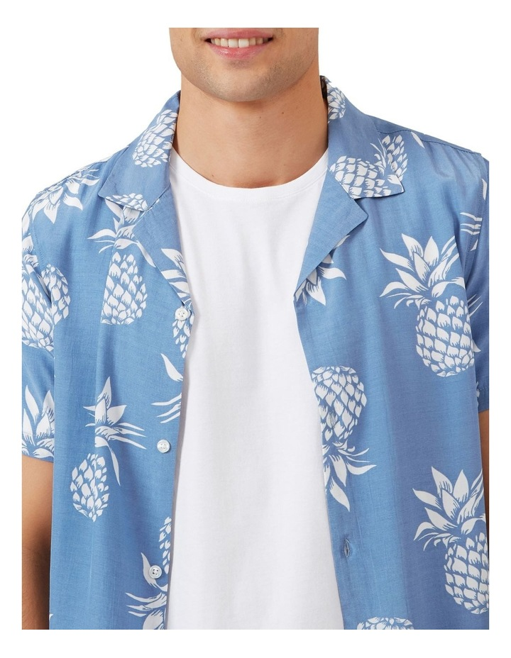 Large Pineapple Classic Fit Shirt image 4