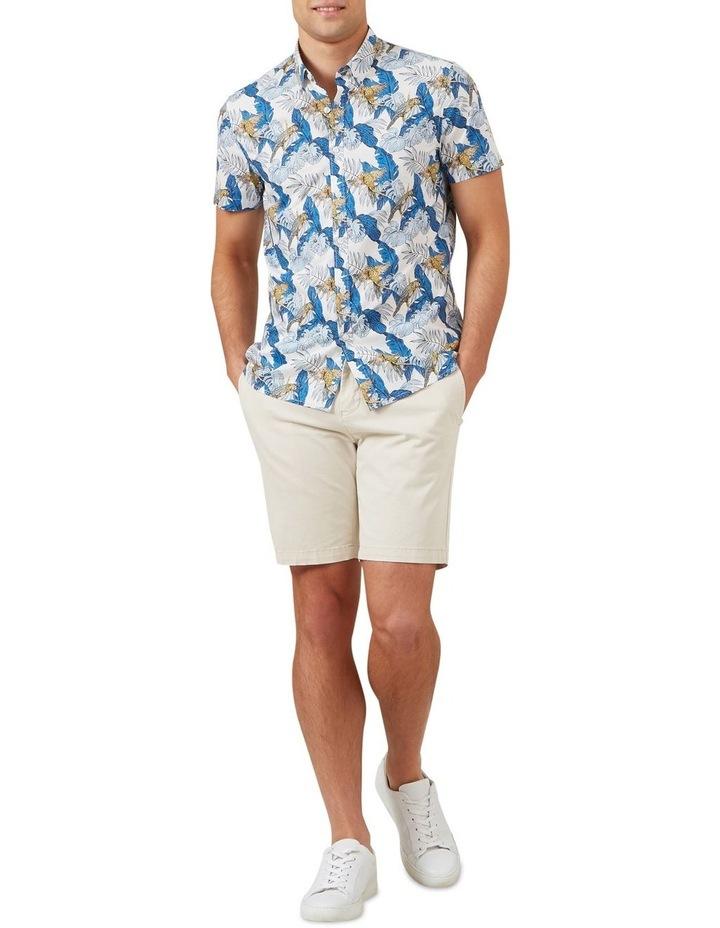 Parrot Leaf Short Sleeve Classic Fit Shirt image 2
