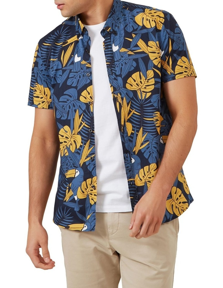 Tropical Toucan Classic Fit Shirt image 1