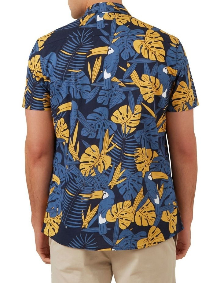 Tropical Toucan Classic Fit Shirt image 3