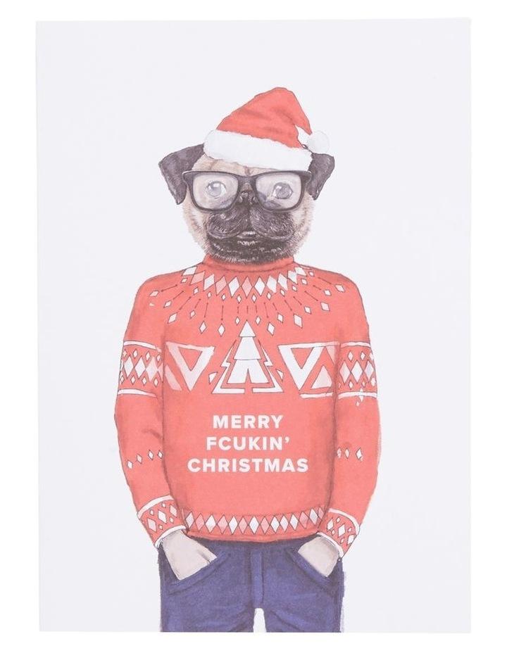 Christmas Dog Card image 2