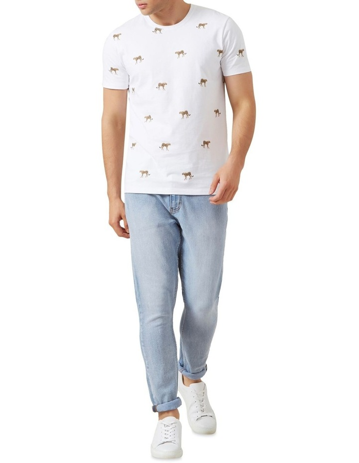 All Over Cheetah T Shirt image 2
