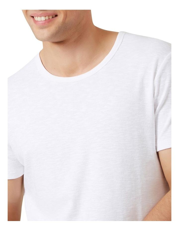 Textured T Shirt image 4