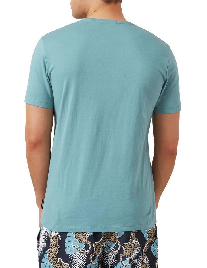 Classic Crew Neck T Shirt image 3