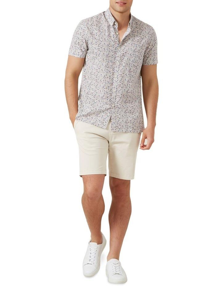 Mini Floral S/S Classic Fit Shirt image 2
