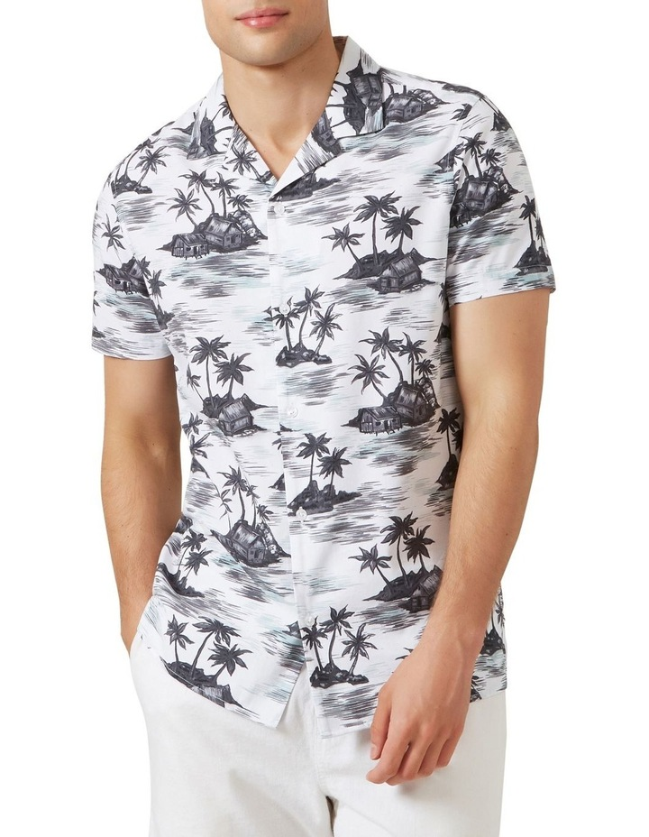 Vintage Hawaii Classic Fit Shirt image 1
