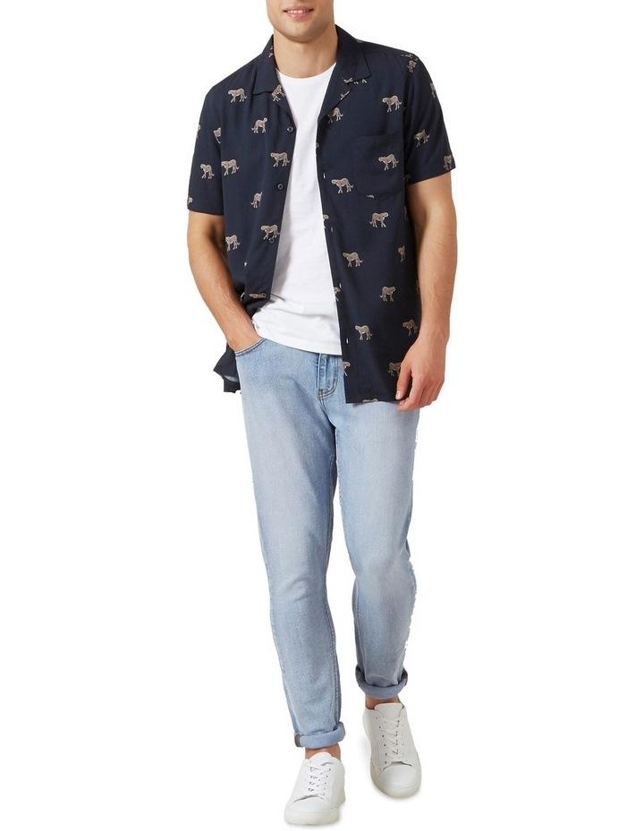 Cheetah S/S Classic Fit Shirt image 2