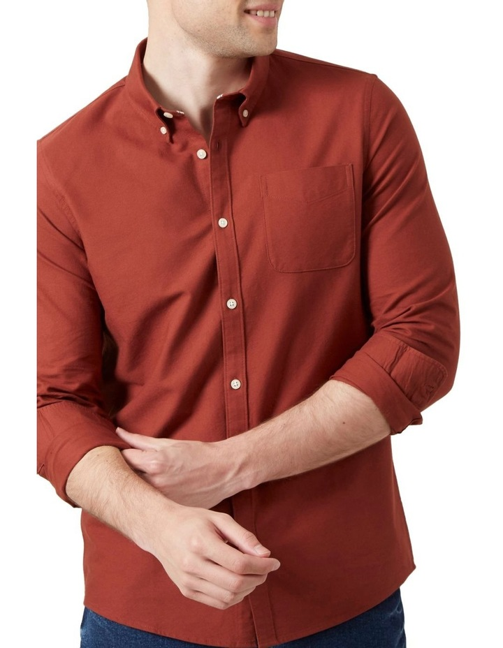 Oxford Slim Fit Shirt image 5