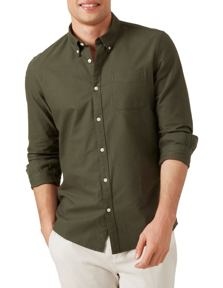 Oxford Slim Fit Shirt image 1