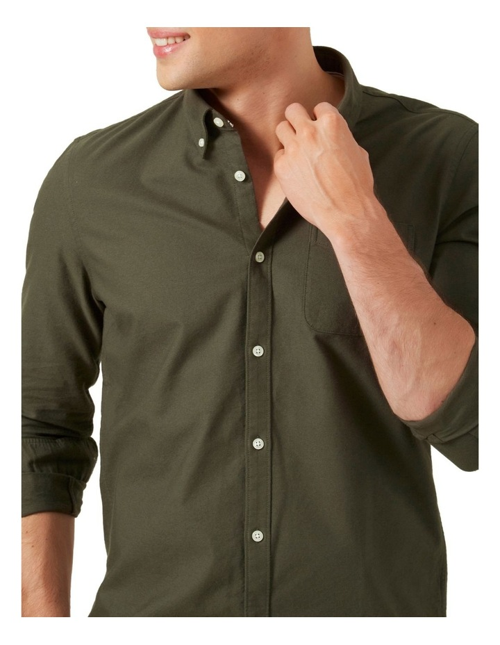 Oxford Slim Fit Shirt image 4