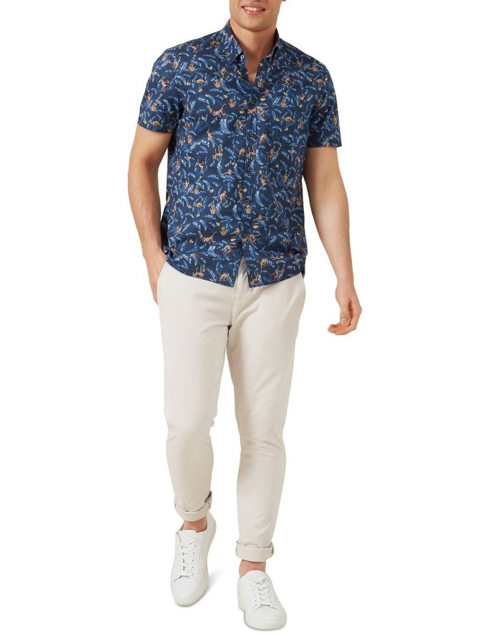 Monkey Leaf Regular Fit Shirt image 2