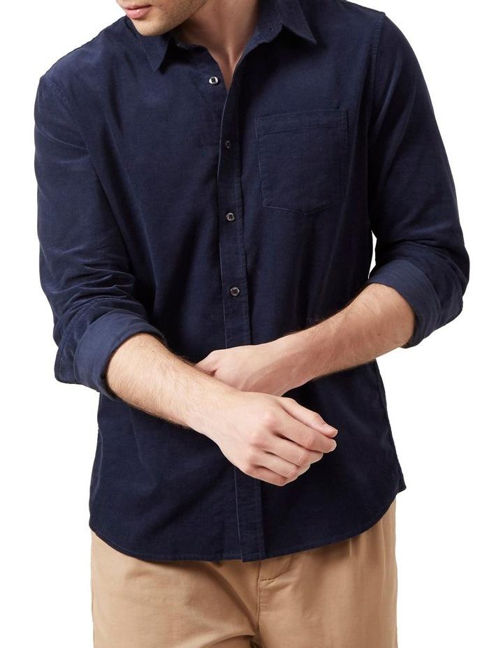 Cord Regular Fit Shirt image 1