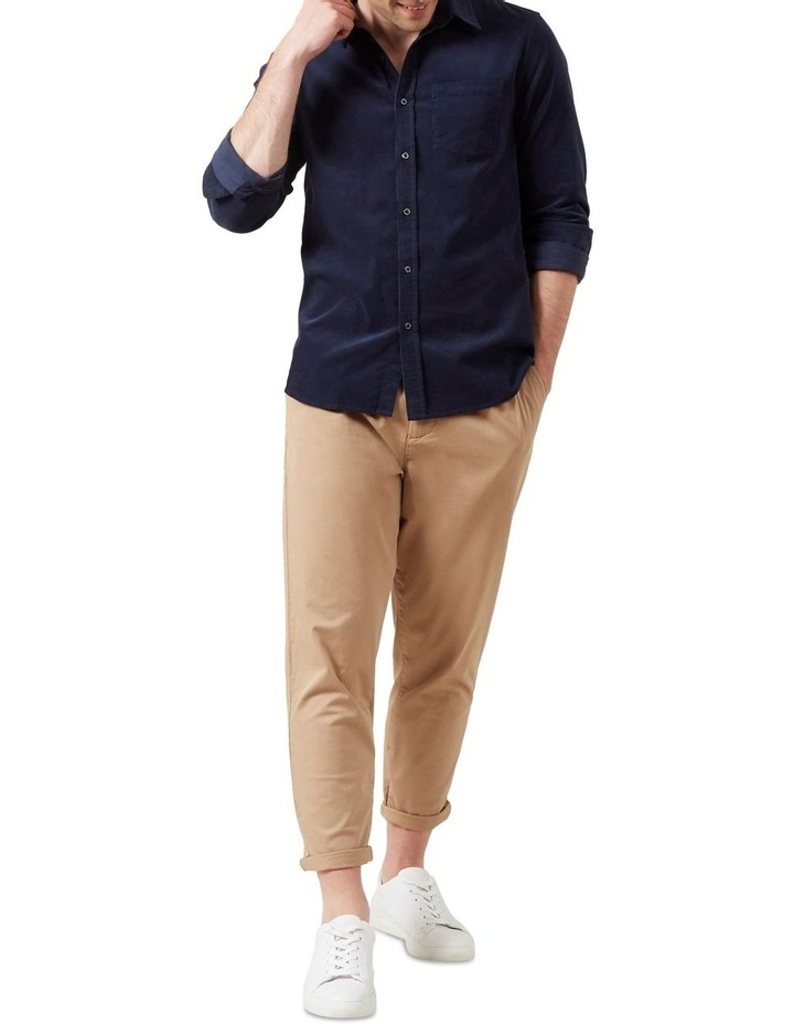 Cord Regular Fit Shirt image 2