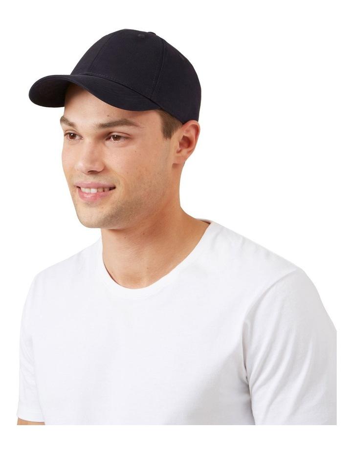 Plain Cotton Cap image 2
