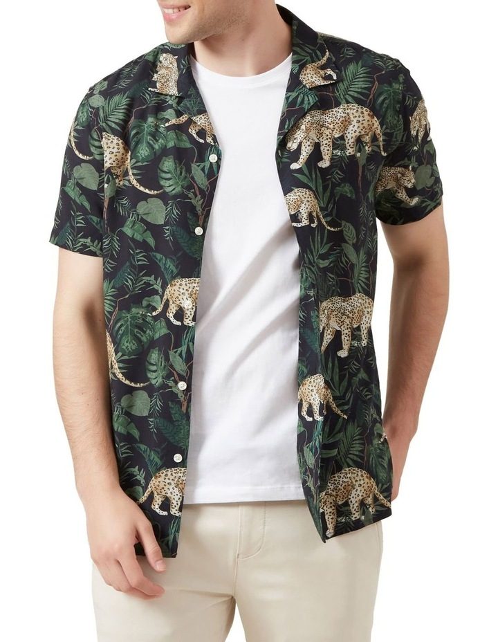 Jungle Print Regular  Fit Shirt image 1