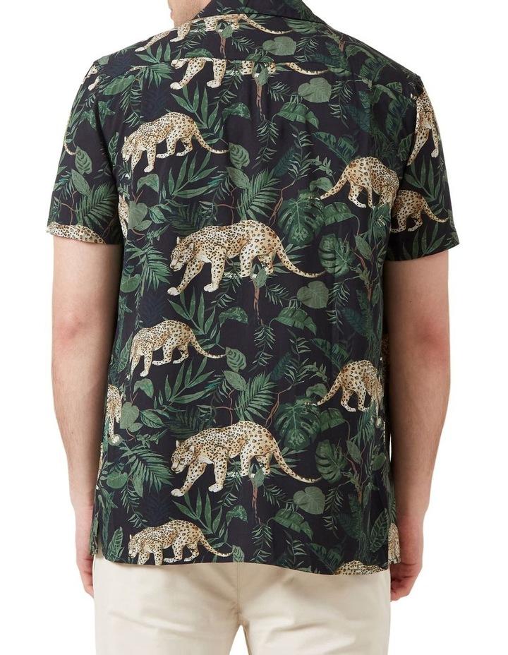 Jungle Print Regular  Fit Shirt image 3