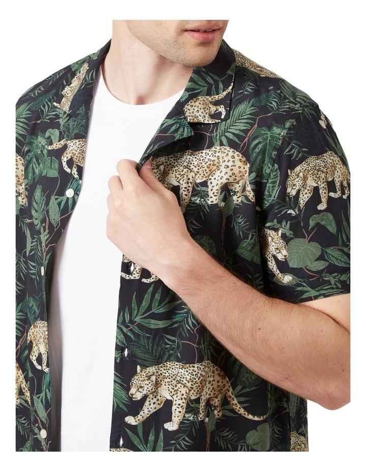 Jungle Print Regular  Fit Shirt image 4