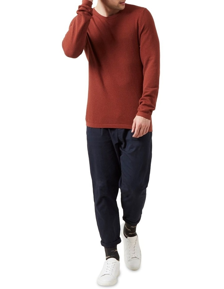 Pleated Stretch Chino image 2