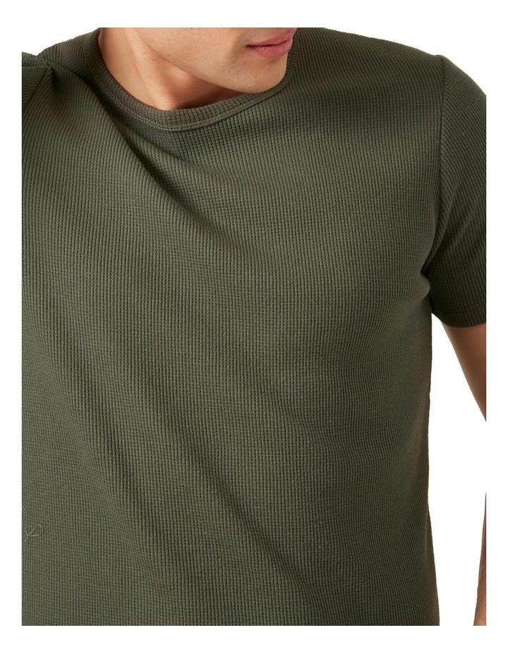 Waffle T Shirt image 5