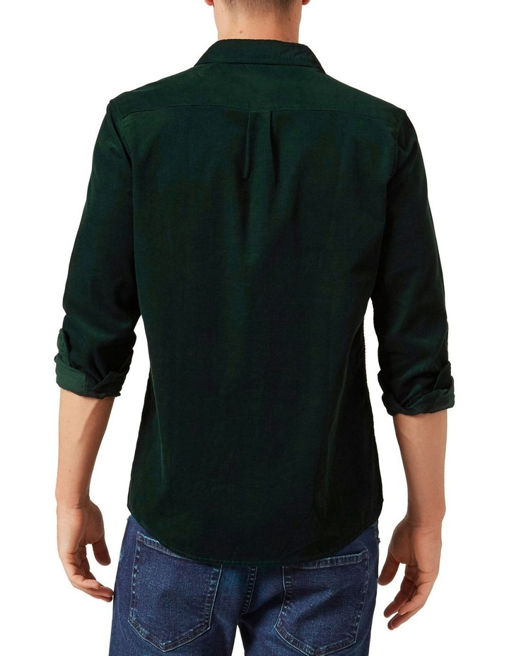 Cord Regular Fit Shirt image 3