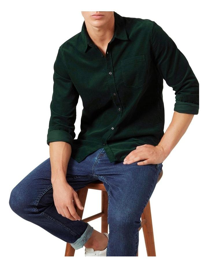 Cord Regular Fit Shirt image 5