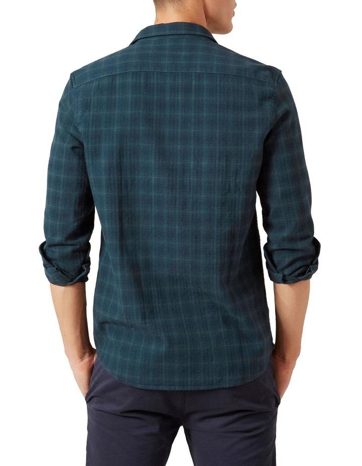 Forest Check Regular Fit Shirt image 3