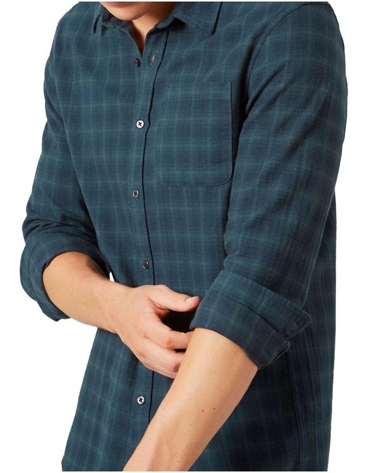 Forest Check Regular Fit Shirt image 4