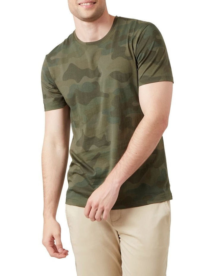 Camo T Shirt image 1