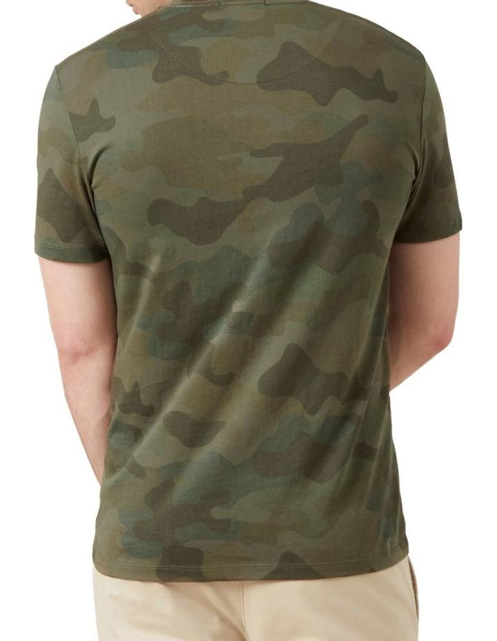 Camo T Shirt image 3
