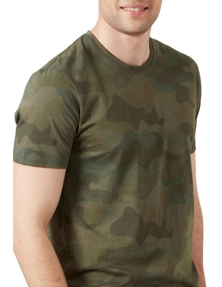 Camo T Shirt image 4