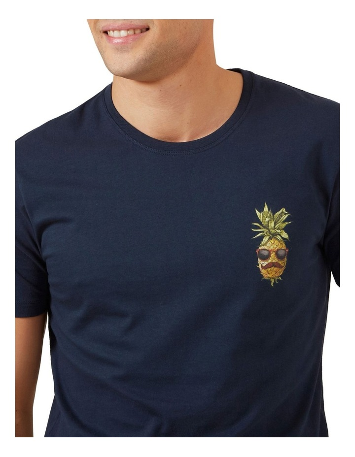Hipster Pineapple T Shirt image 4