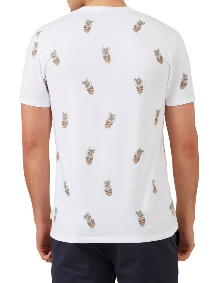 All Over Pineapple T Shirt image 3