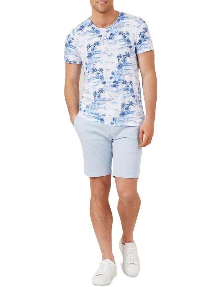 Palm Print T Shirt image 2