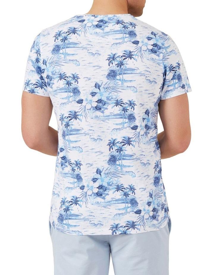 Palm Print T Shirt image 3