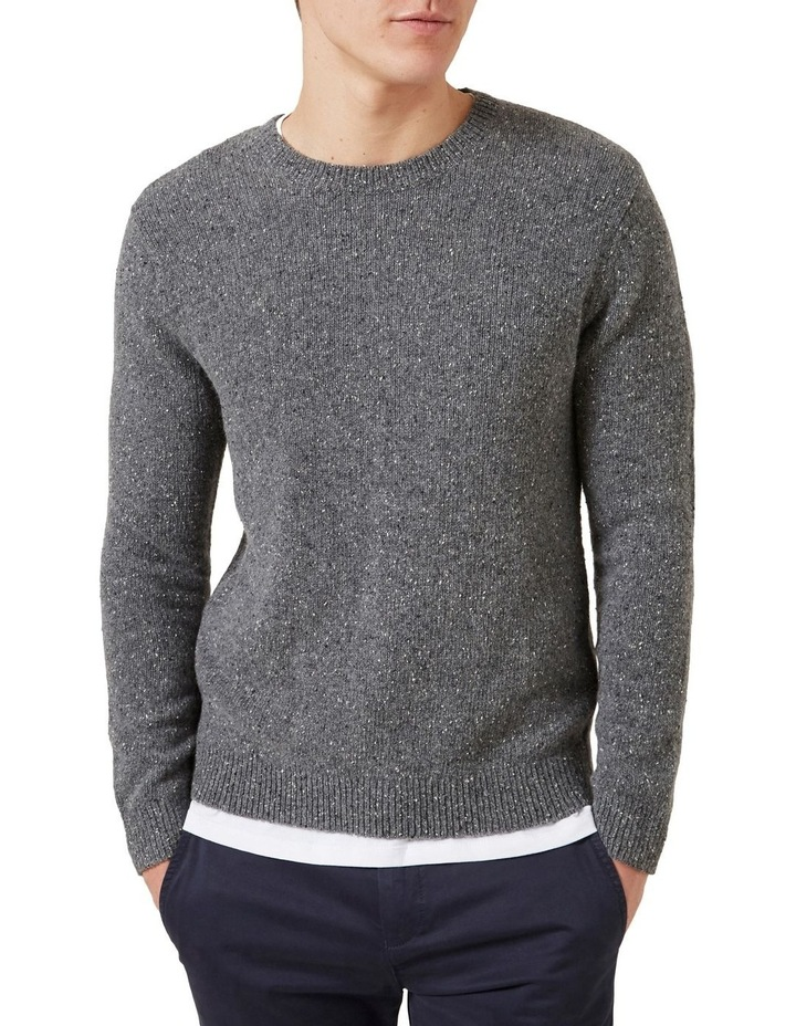 Speckle Crew Knit image 1