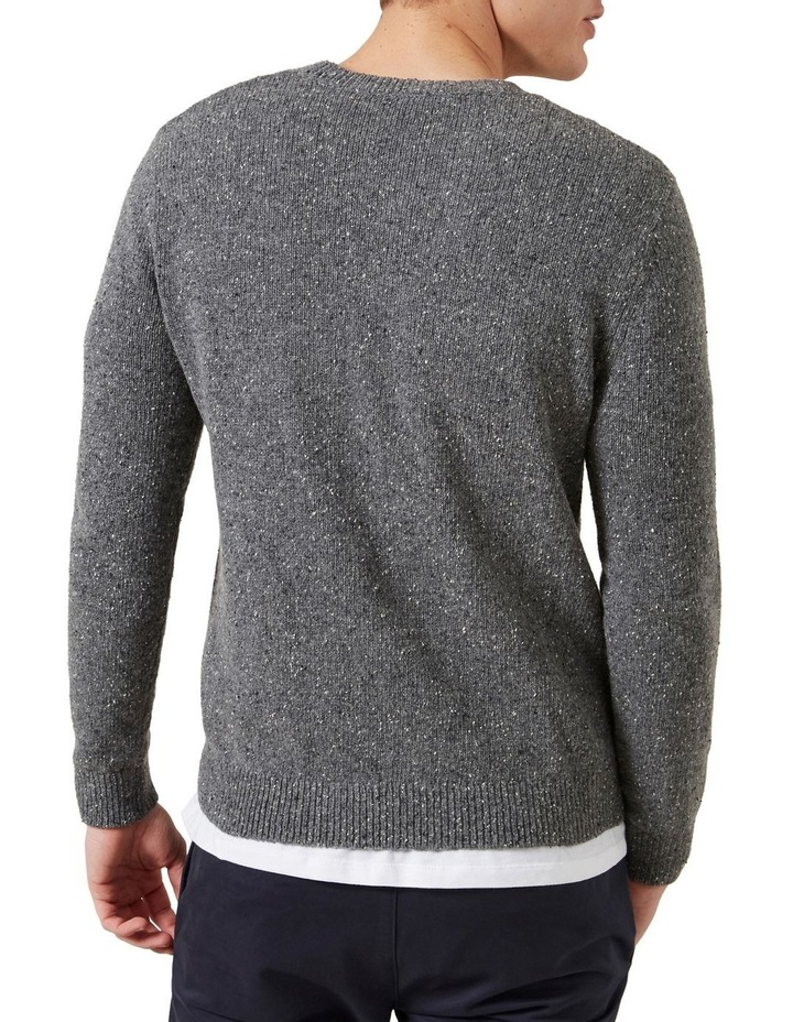 Speckle Crew Knit image 3